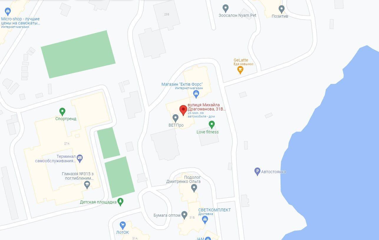 Тіло знайшли в Дарницькому районі столиці.