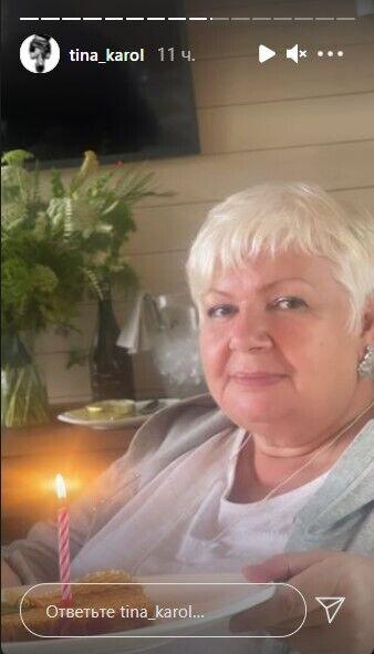 Світлана Ліберман – мама Тіни Кароль
