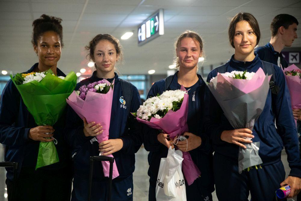 Жіноча збірна України U-17 з баскетболу 3х3.