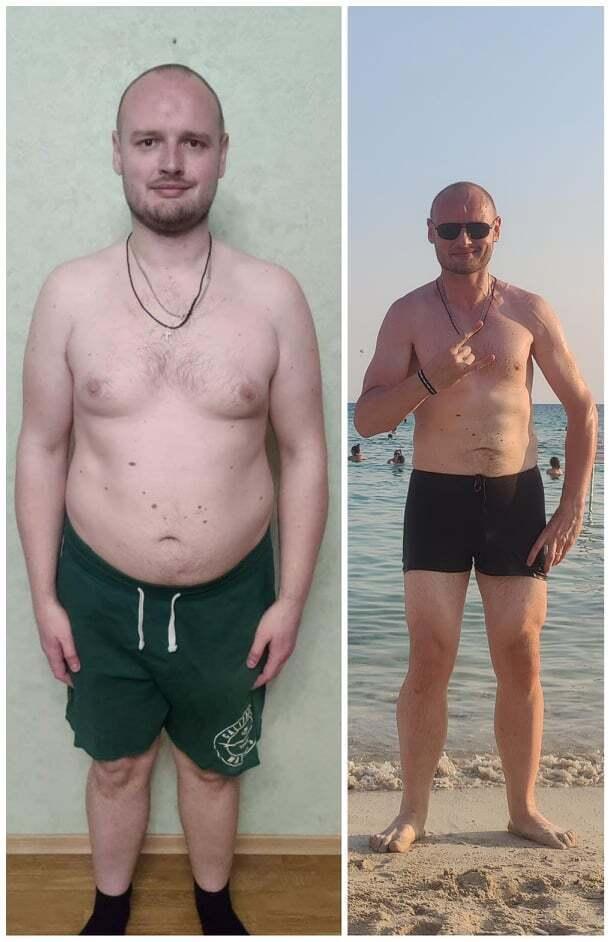 Как потерять 26 кг, однако не потерять здравый смысл. Собственный опыт