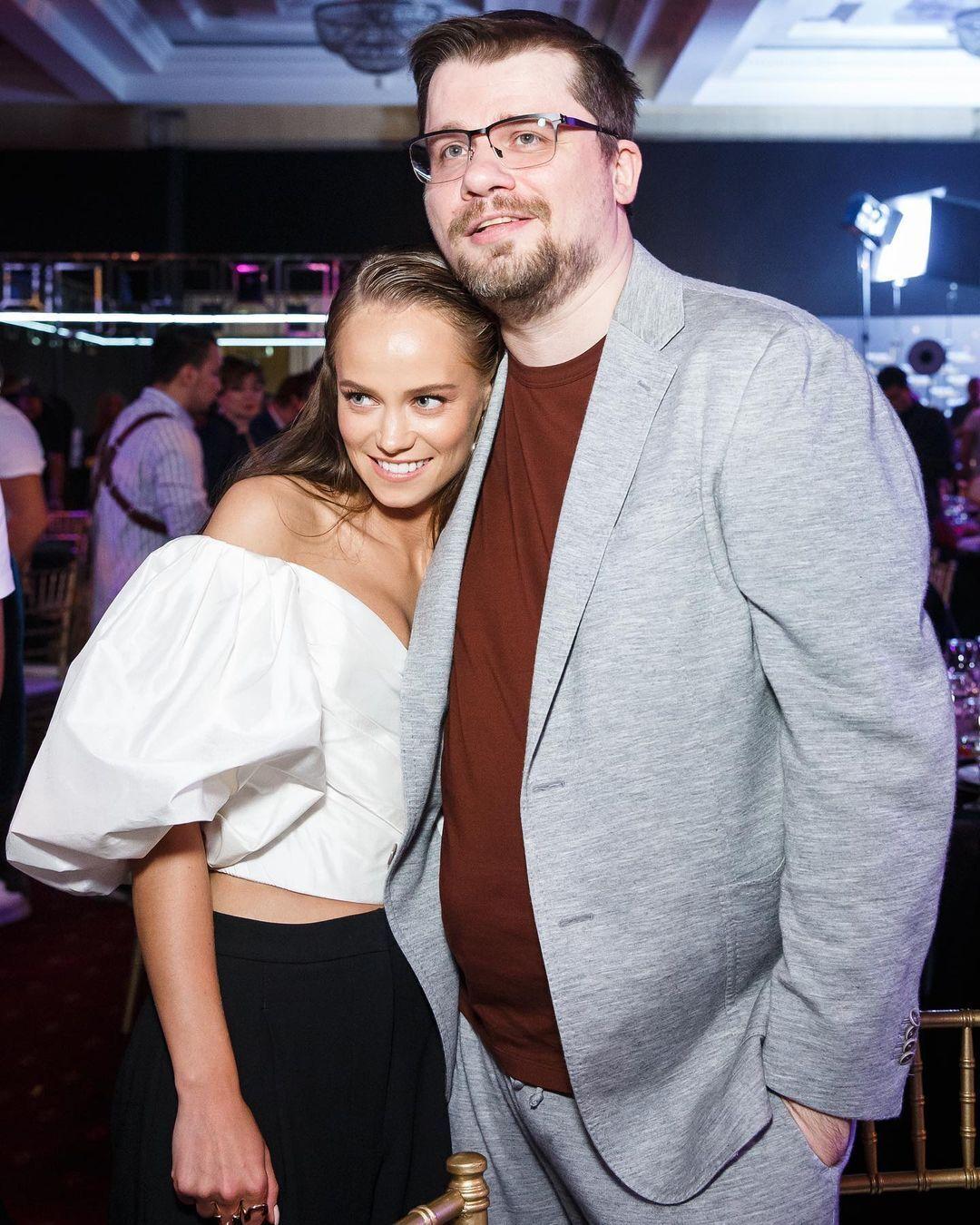 Екатерина Ковальчук и Гарик Харламов