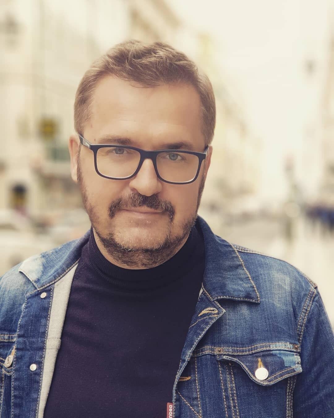 Александр Пономарев – украинский эстрадный певец