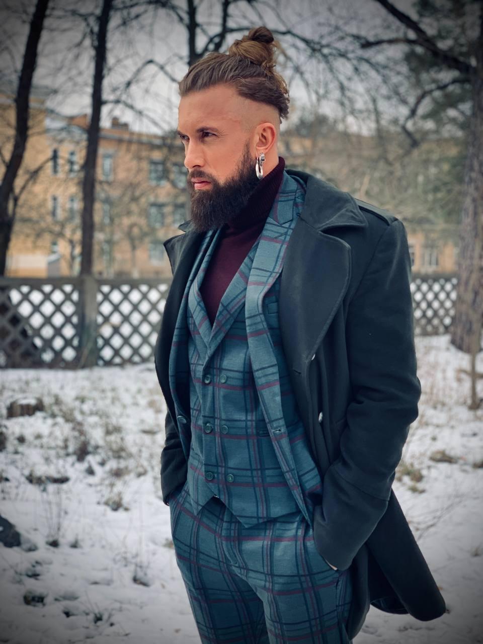 Як виглядає український актор Олексій Суровцев