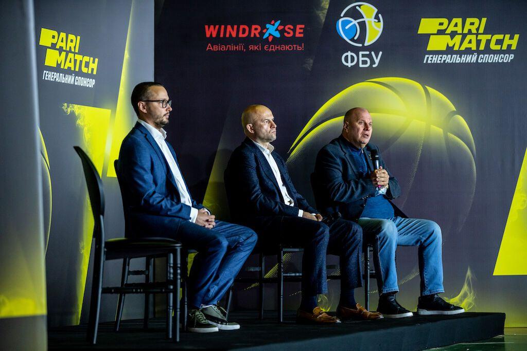 Михаил Бродский поучаствовал в пресс-конференции