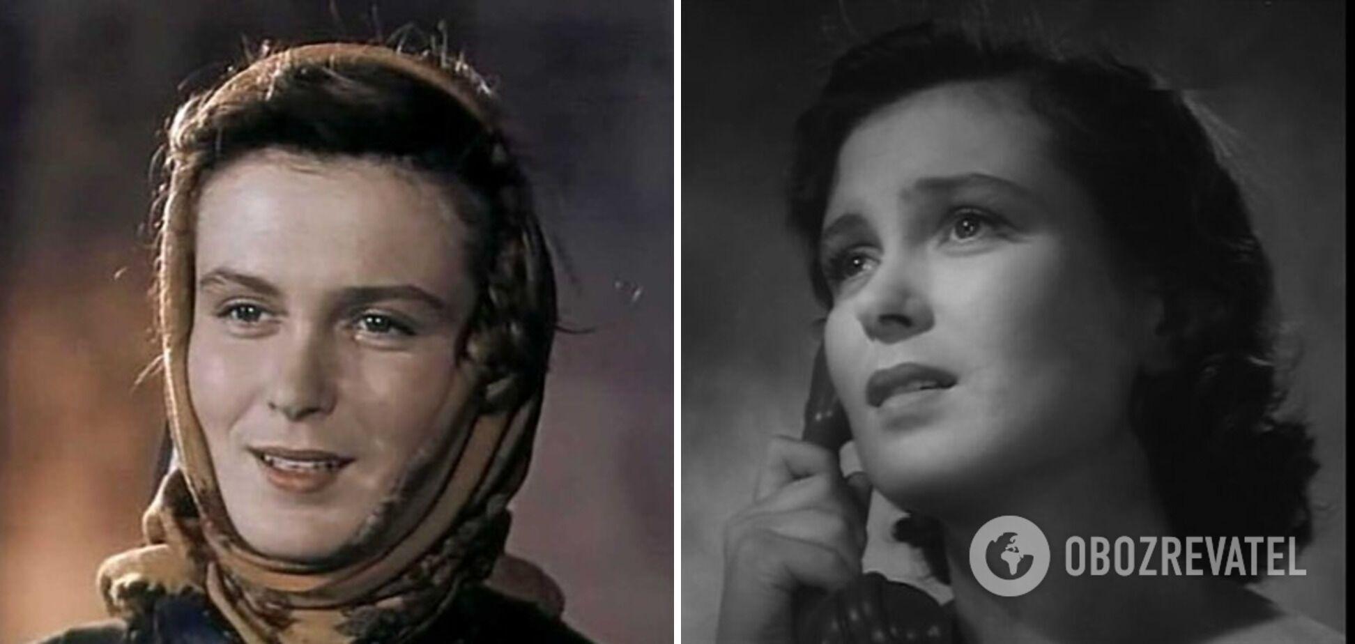 Ізольда Ізвіцька знялася у двох десятках кінокартин