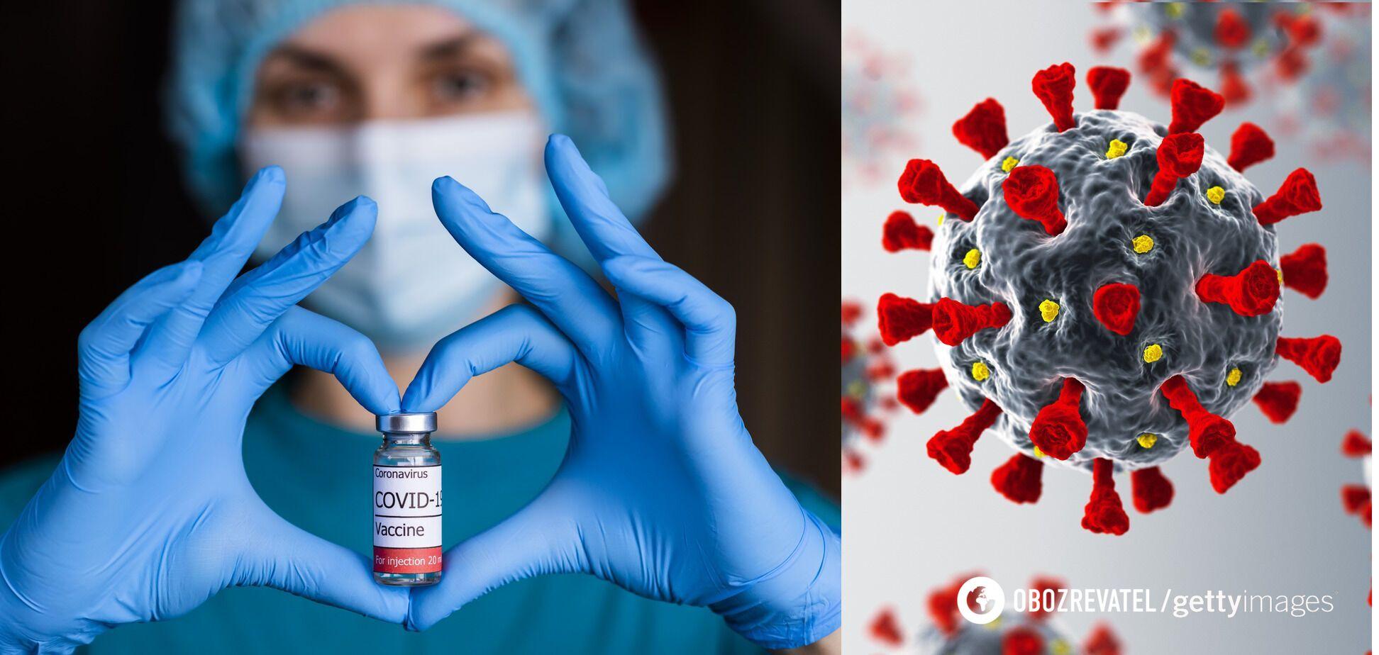 Вакцинація дає додаткові антитіла до природного імунітету від COVID-19