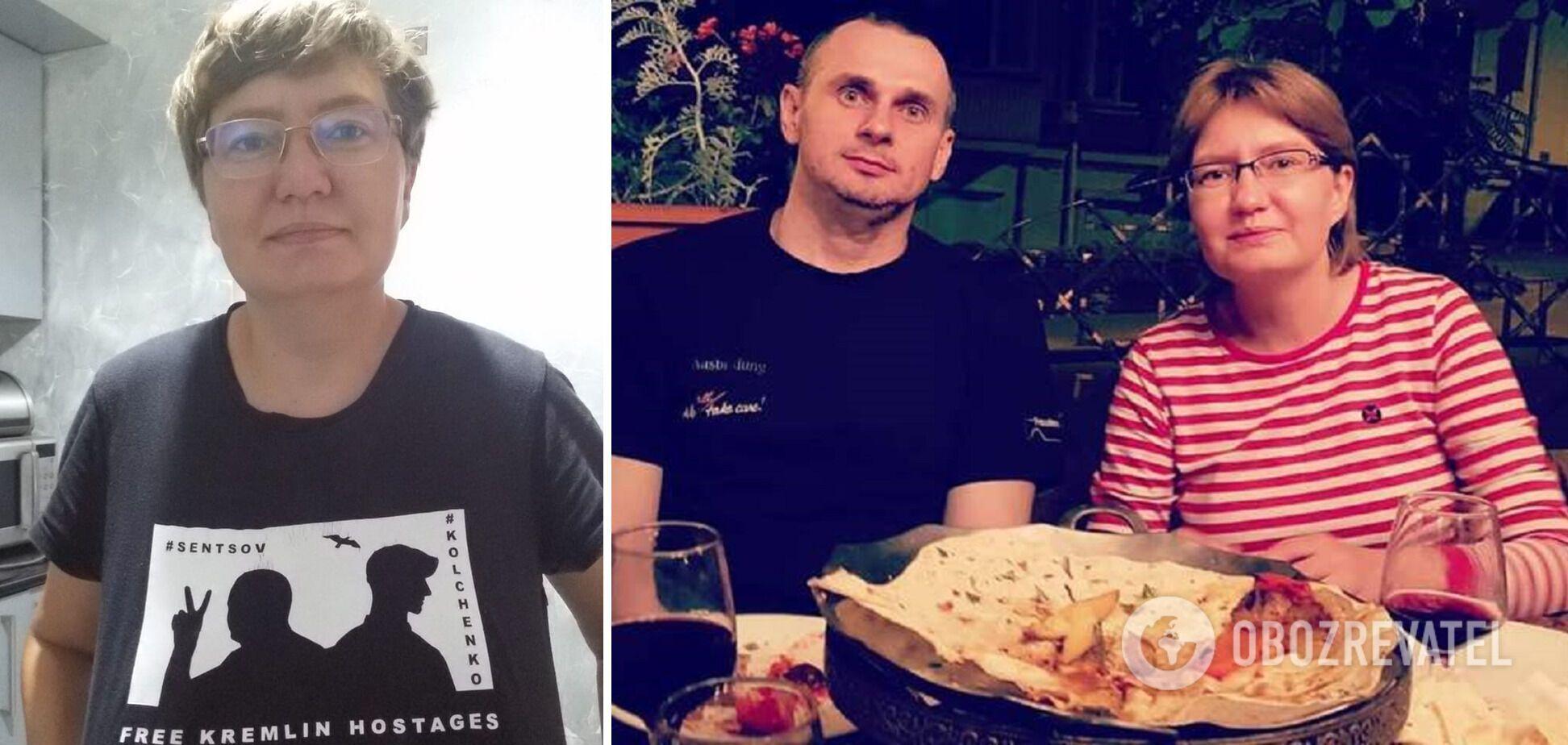 Наталья Каплан (Кочнева) – двоюродная сестра Олега Сенцова