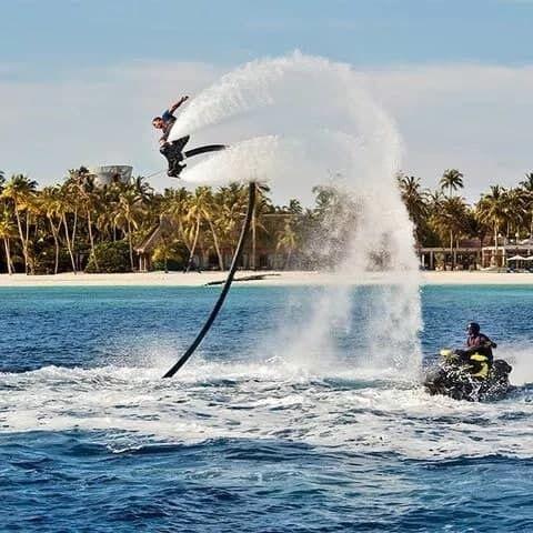 Активные виды отдыха на Мальдивах