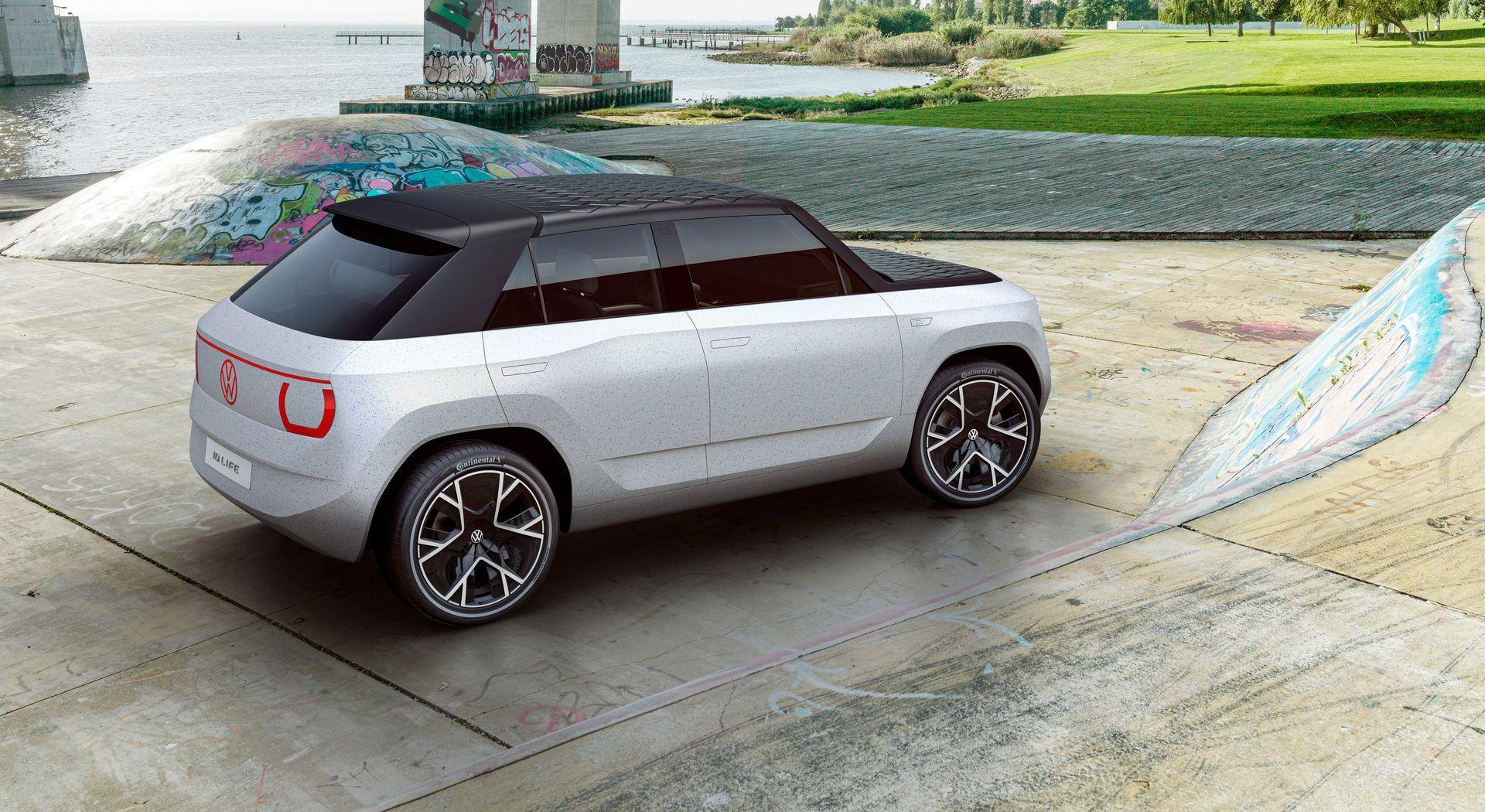 Volkswagen ID.LIFE є передвісником нової компактної моделі