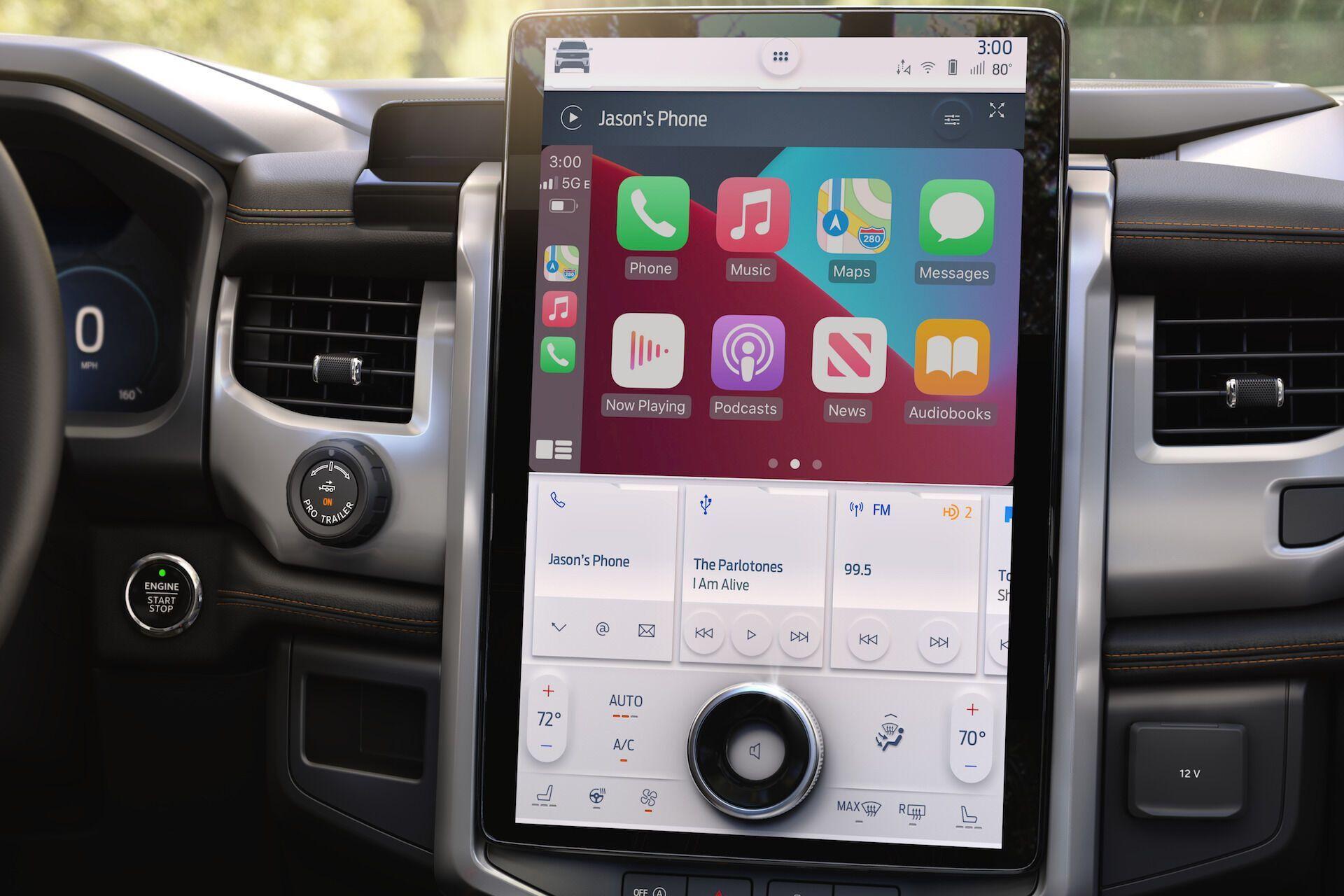 """В качестве опции предлагается вертикальный """"планшет"""" SYNC 4А с дисплеем на 15,5 дюймов"""