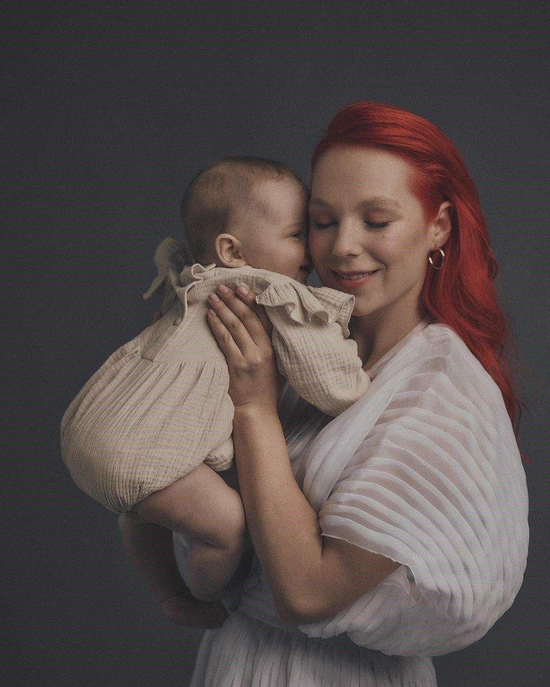 Маленька Марія стала обличчям бренду дитячого харчування