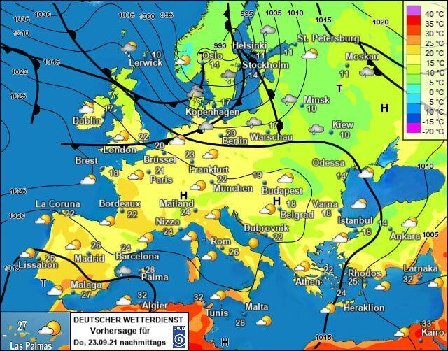 У четвер найхолодніше буде в Києві.