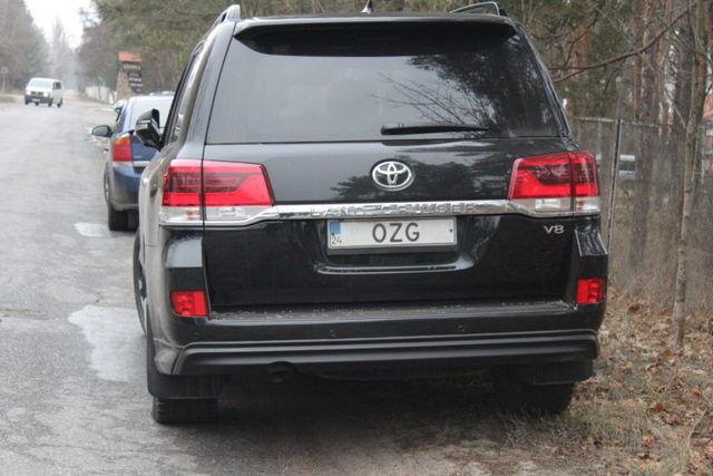 Авто черкаського бізнесмена