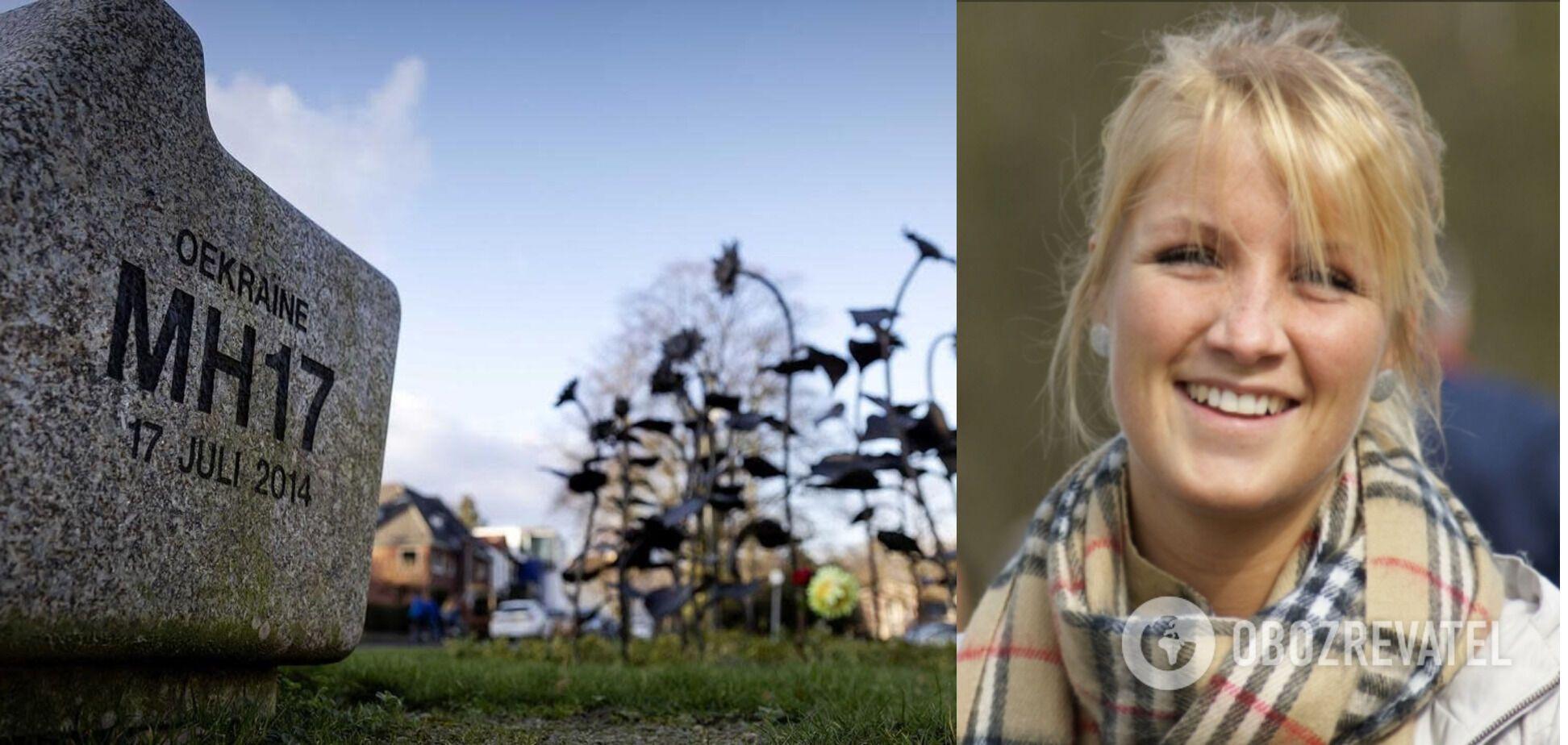 Донька нідерландця Йоса Джаноттена Ліка загинула в катастрофі МН17