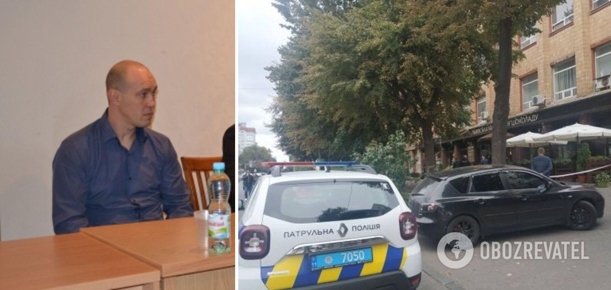 Михаила Козлова застрелили