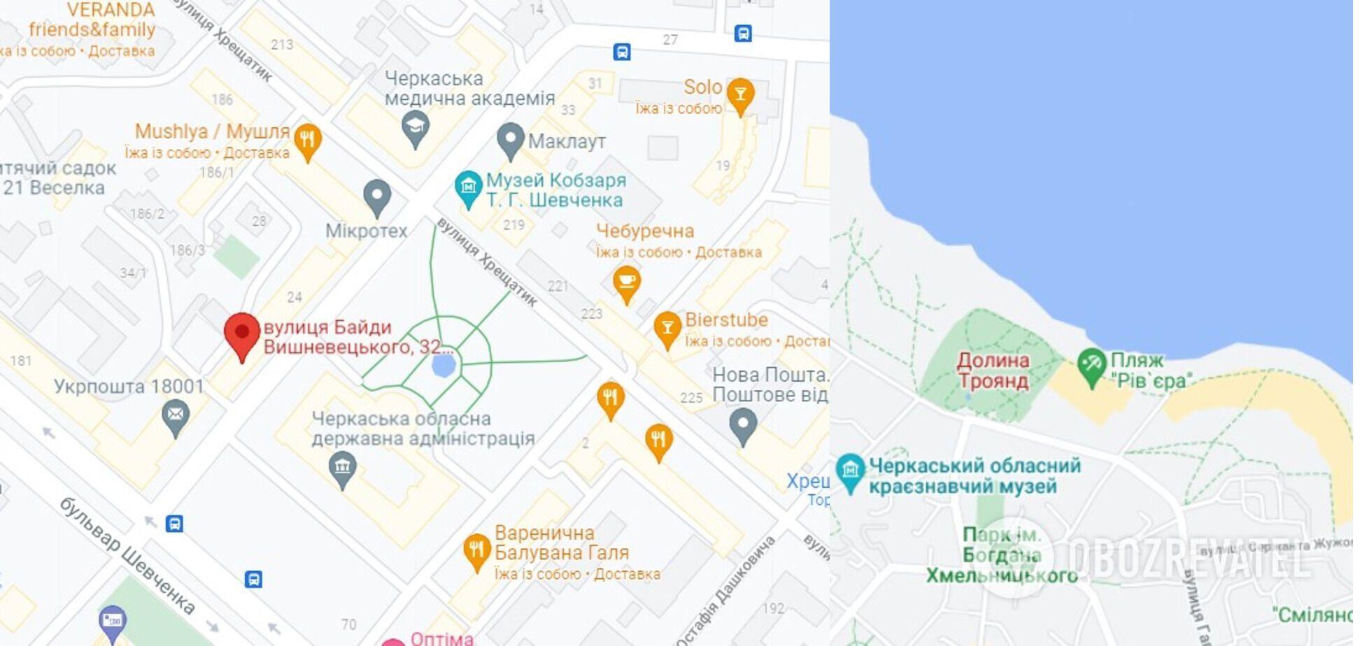 Преступление произошло на улице Байды Вишневецкого, 32, автомобиль киллеров обнаружили возле Долины Роз