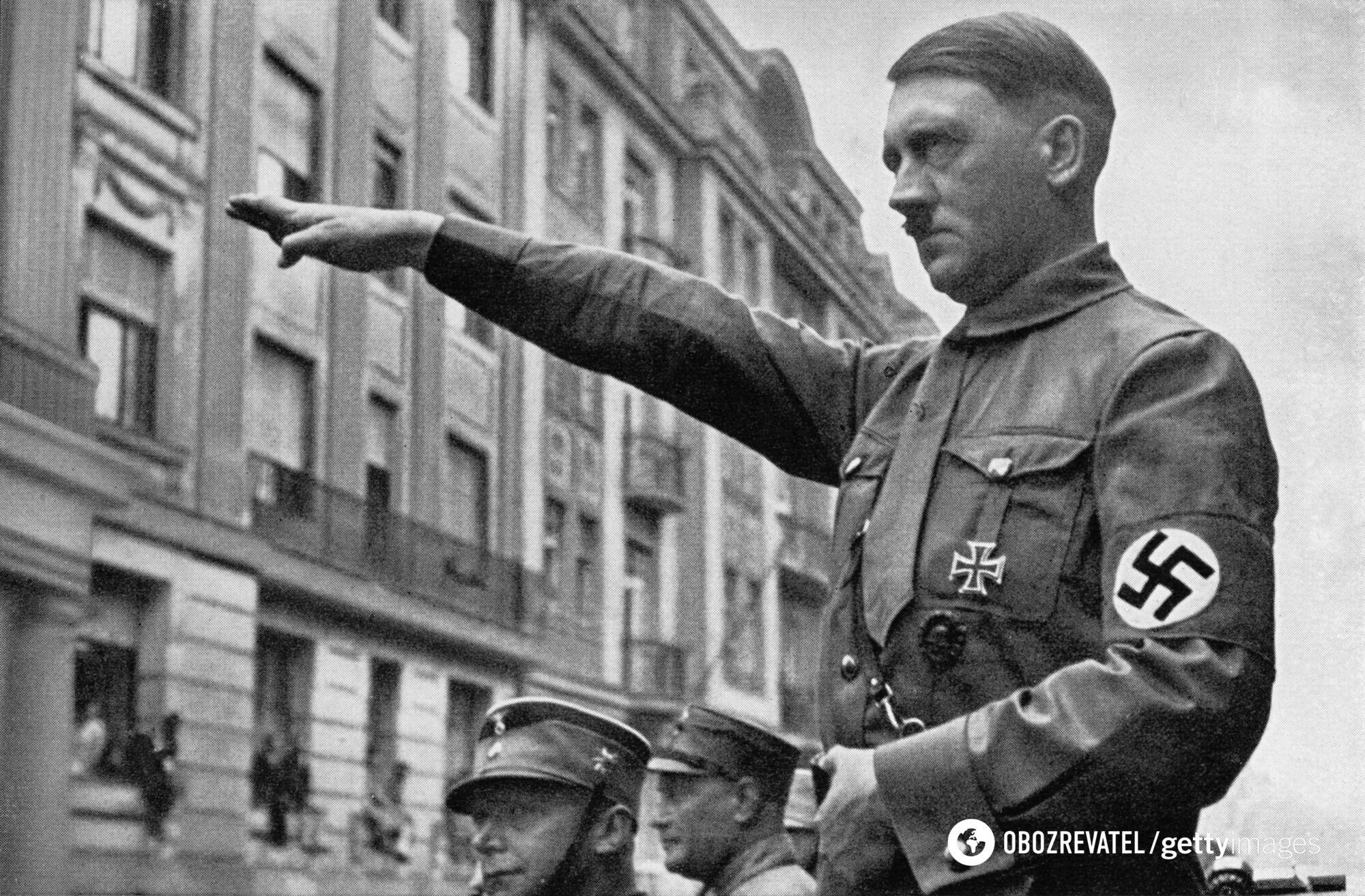 Як виглядав Адольф Гітлер