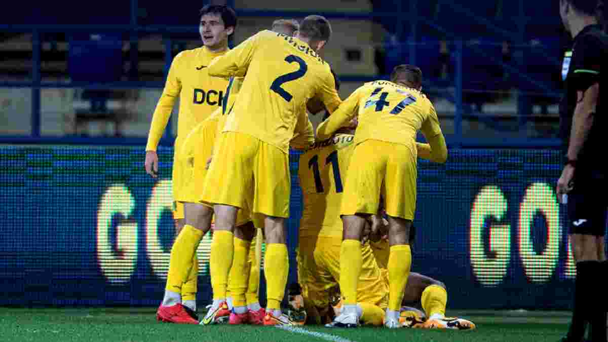 Харрис забил дебютный гол в дебютном матче