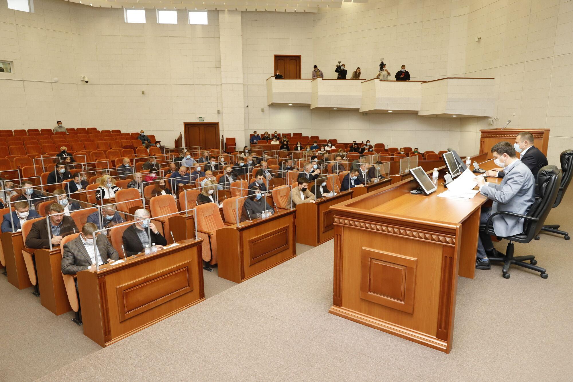 Проголосували депутати і за програму підтримки молодих спеціалістів