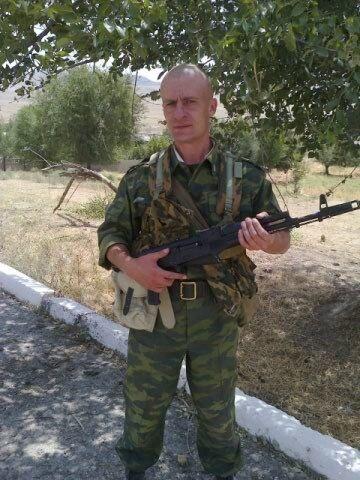 Отец пермского стрелка воевал в горячих точках
