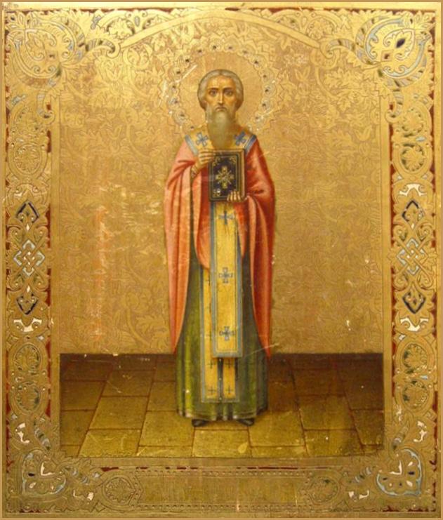 Святитель Павло Нікейський