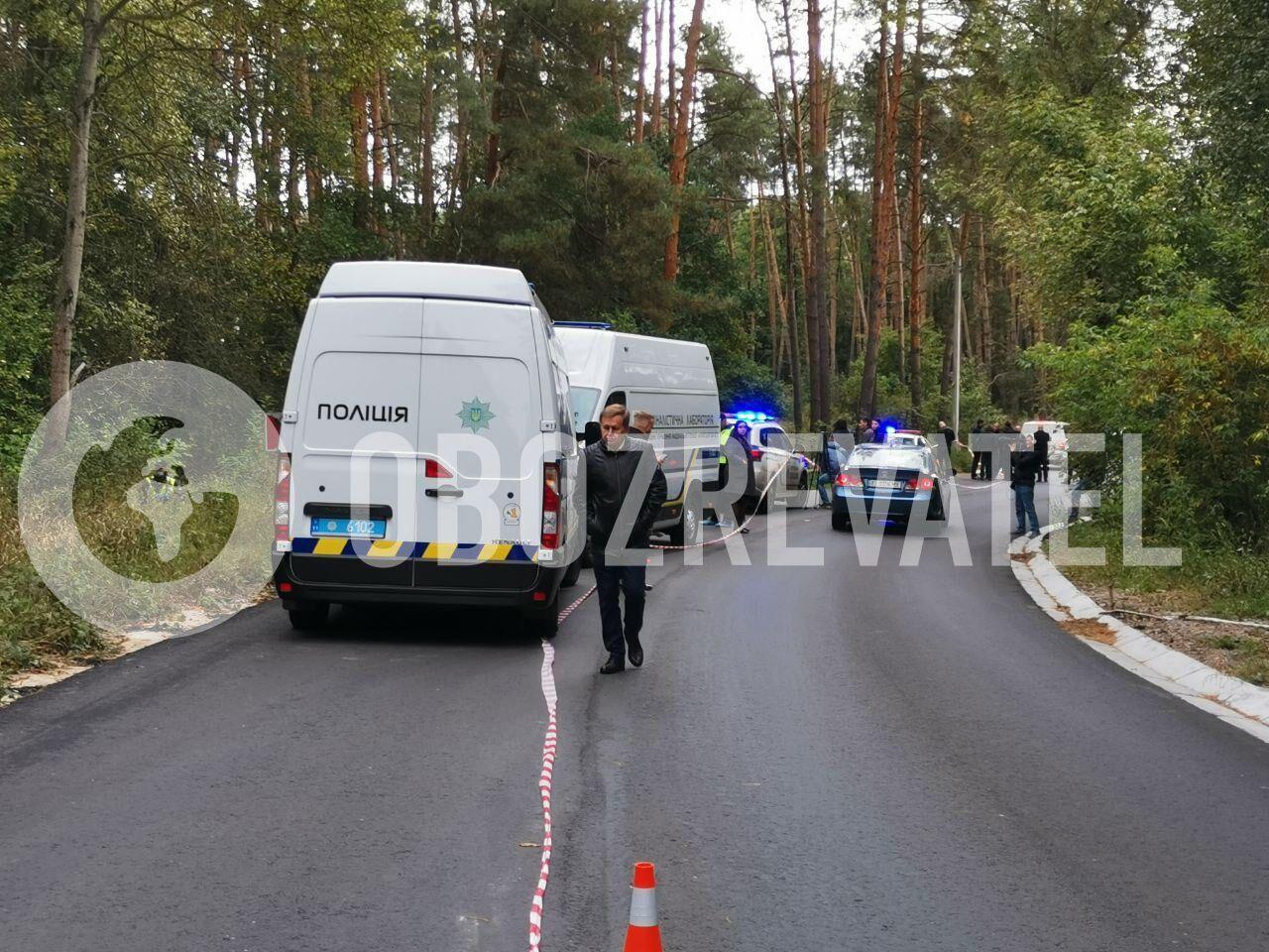 Водитель успел указать следователям место, откуда конкретно осуществлялись выстрелы