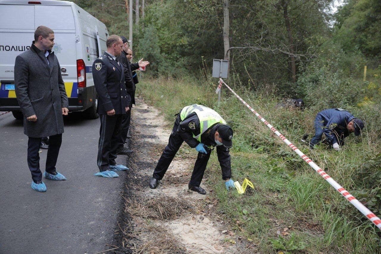 Полиция искала вещдоки