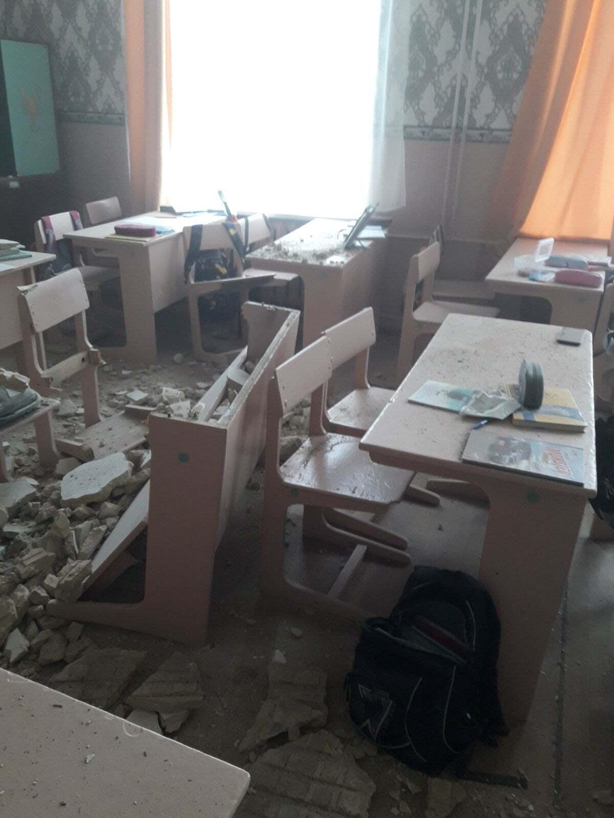 Администрация о проблеме с потолком отделу образования не сообщала