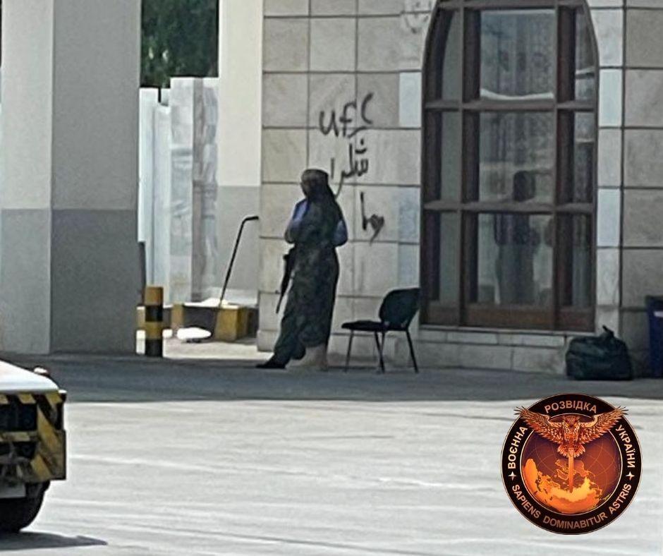"""Переговоры по эвакуации велись и с представителями """"Талибана"""""""