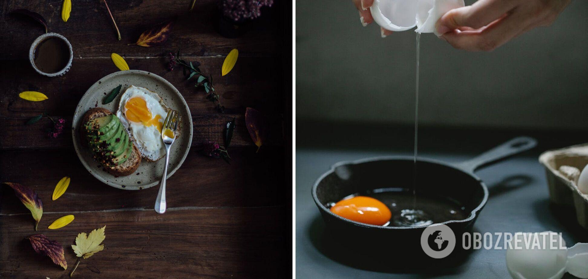 Технологія приготування яєчні