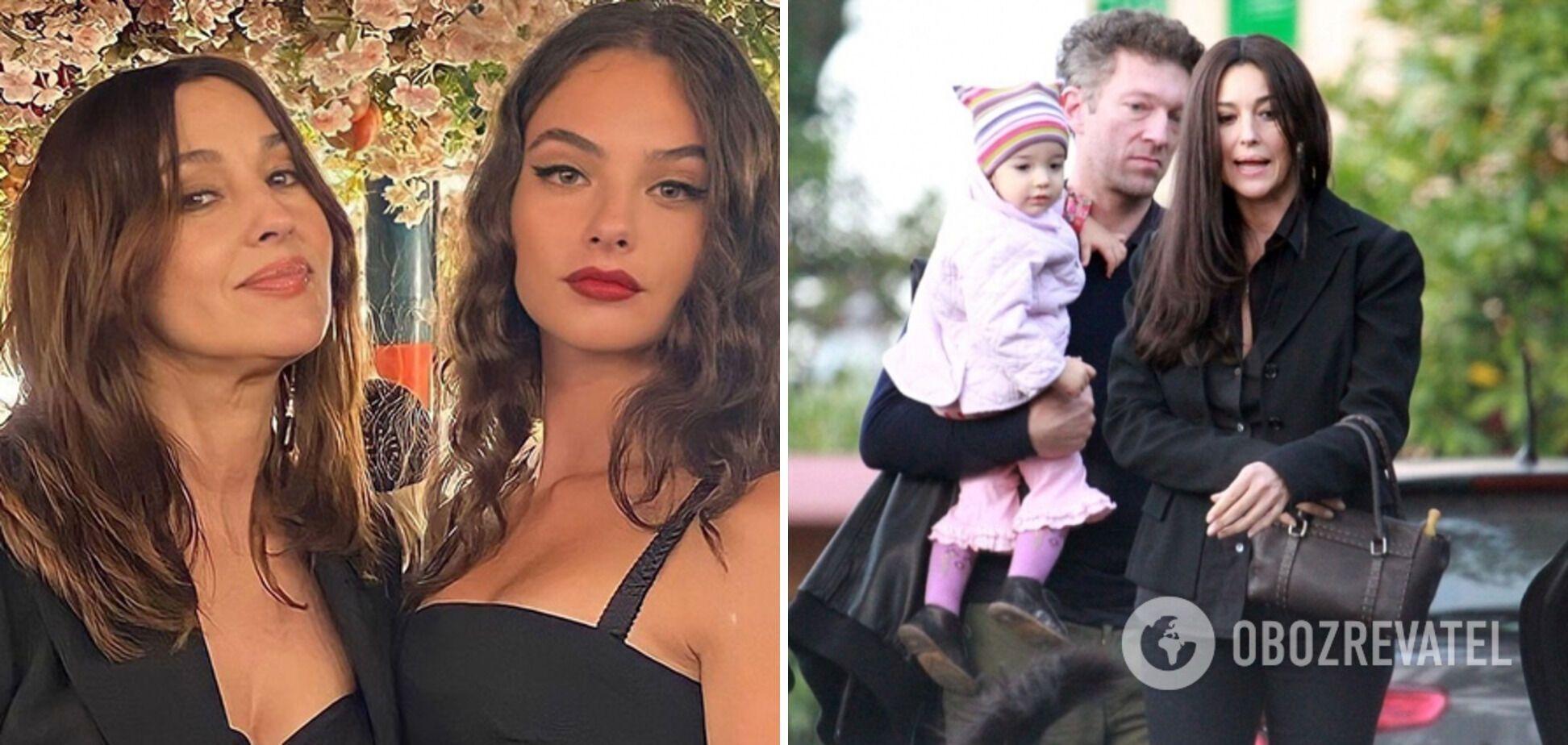 Моніка Белуччі вдруге стала мамою у 45 років.