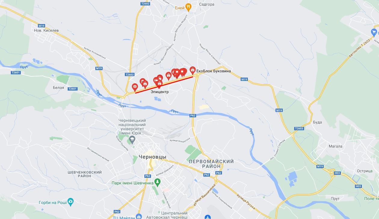 Фабрика расположена на улице Хотинской.