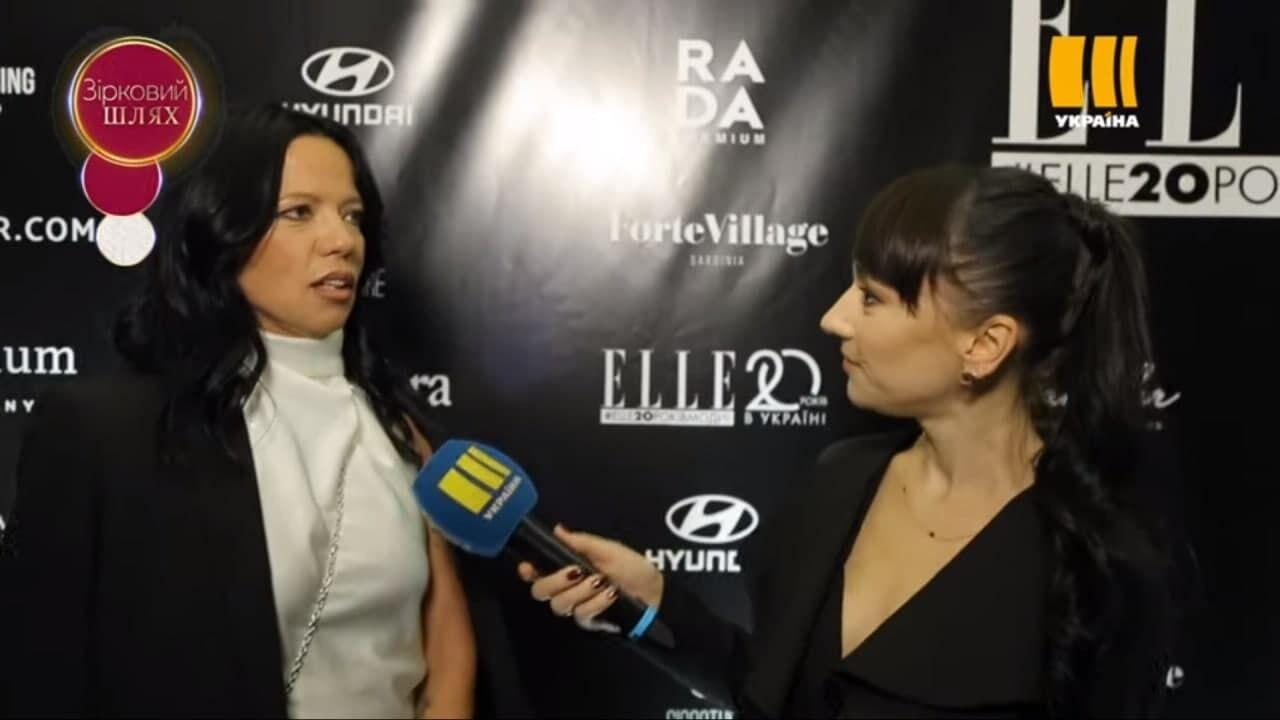 Ірина Горова дала інтерв'ю.