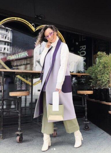 Елена Галант – стилист.