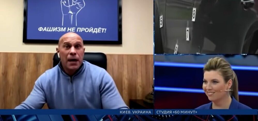 Кива в эфире росТВ