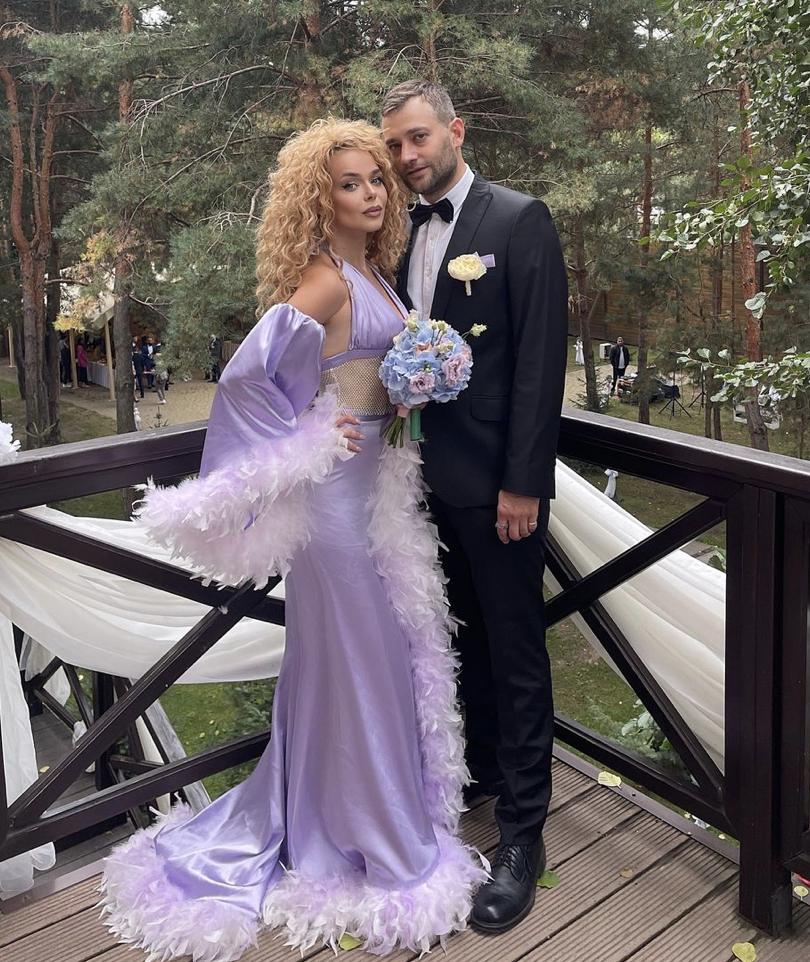 Аліна Гросу живе разом з Романом Полянським