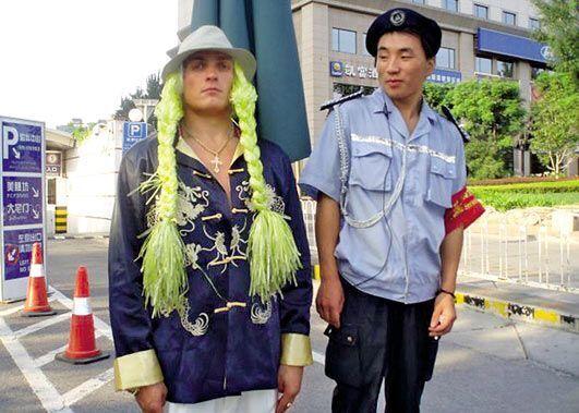 Усик на Олімпіаді-2008 у Пекіні.