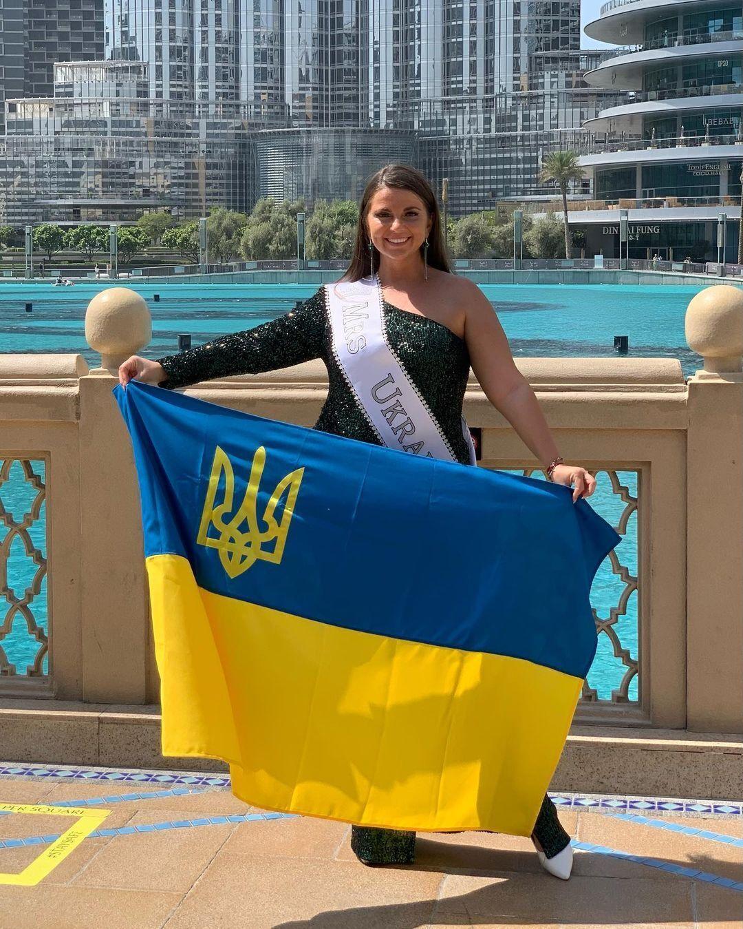 Виктория Щелко заняла первое место в конкурсе Miss World Plus Size