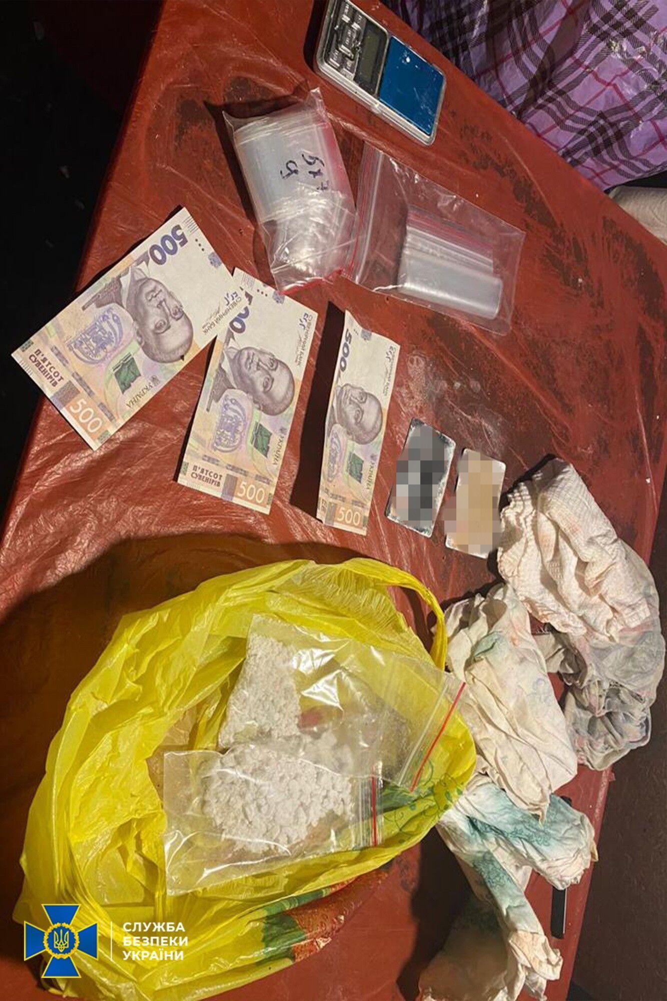 """Гроші, отримані наркоділками від """"бізнесу"""""""