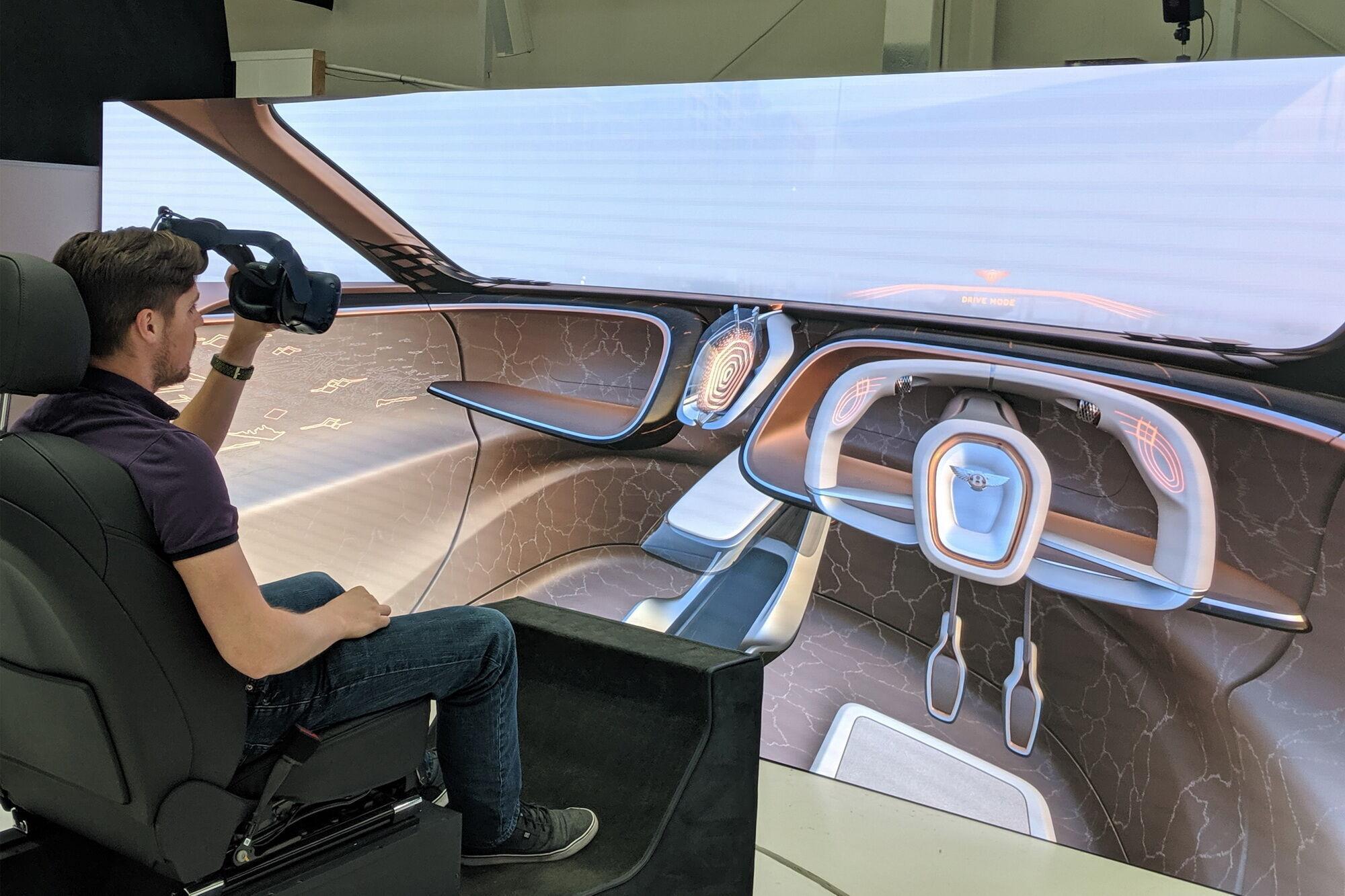Сегодня дизайнеры могут делать эскизы в виртуальном мире, а увидеть их можно в любой точке мира на экранах или через гарнитуры и дополненную реальность