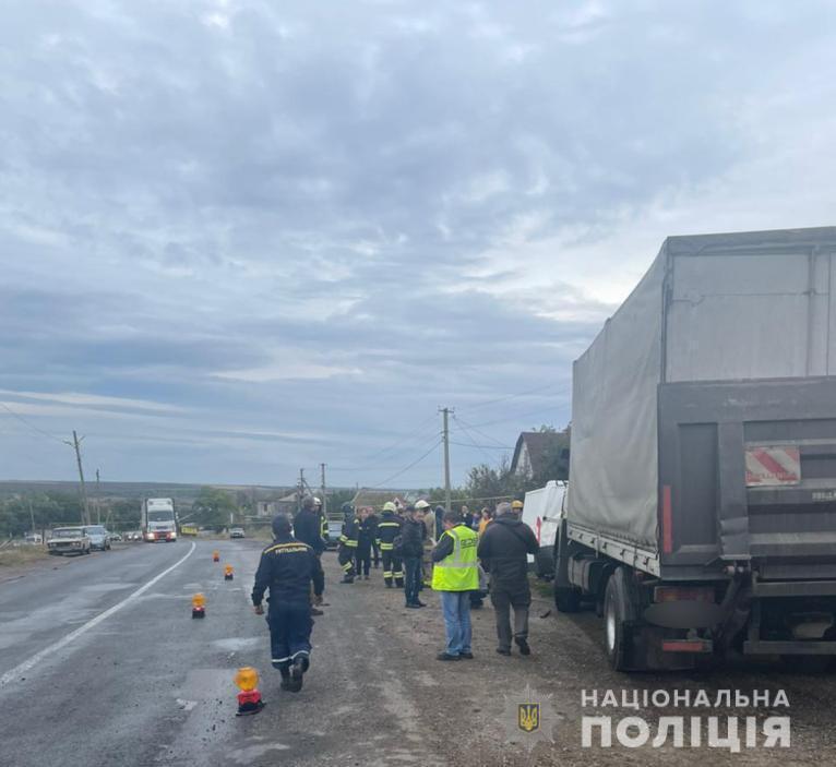 Аварія в Кам'янці