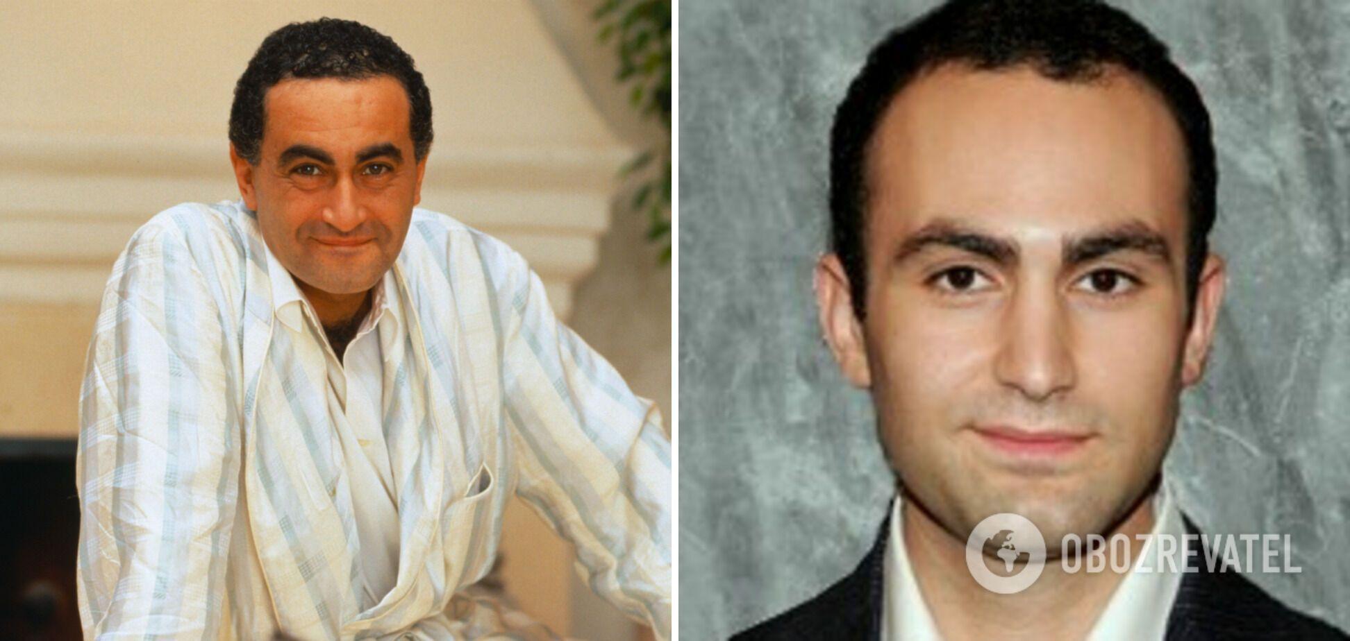 Доди Аль-Файед и Халид Абдалла