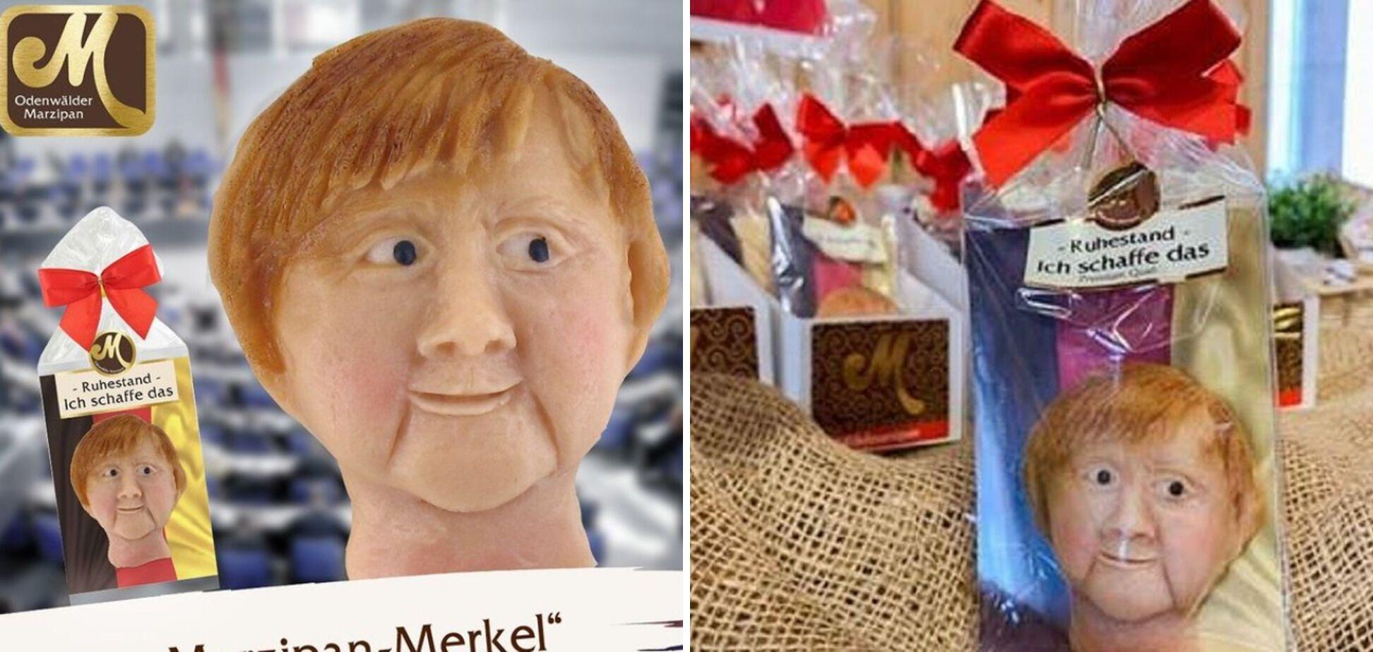 Сувенир, посвященный канцлеру Германии
