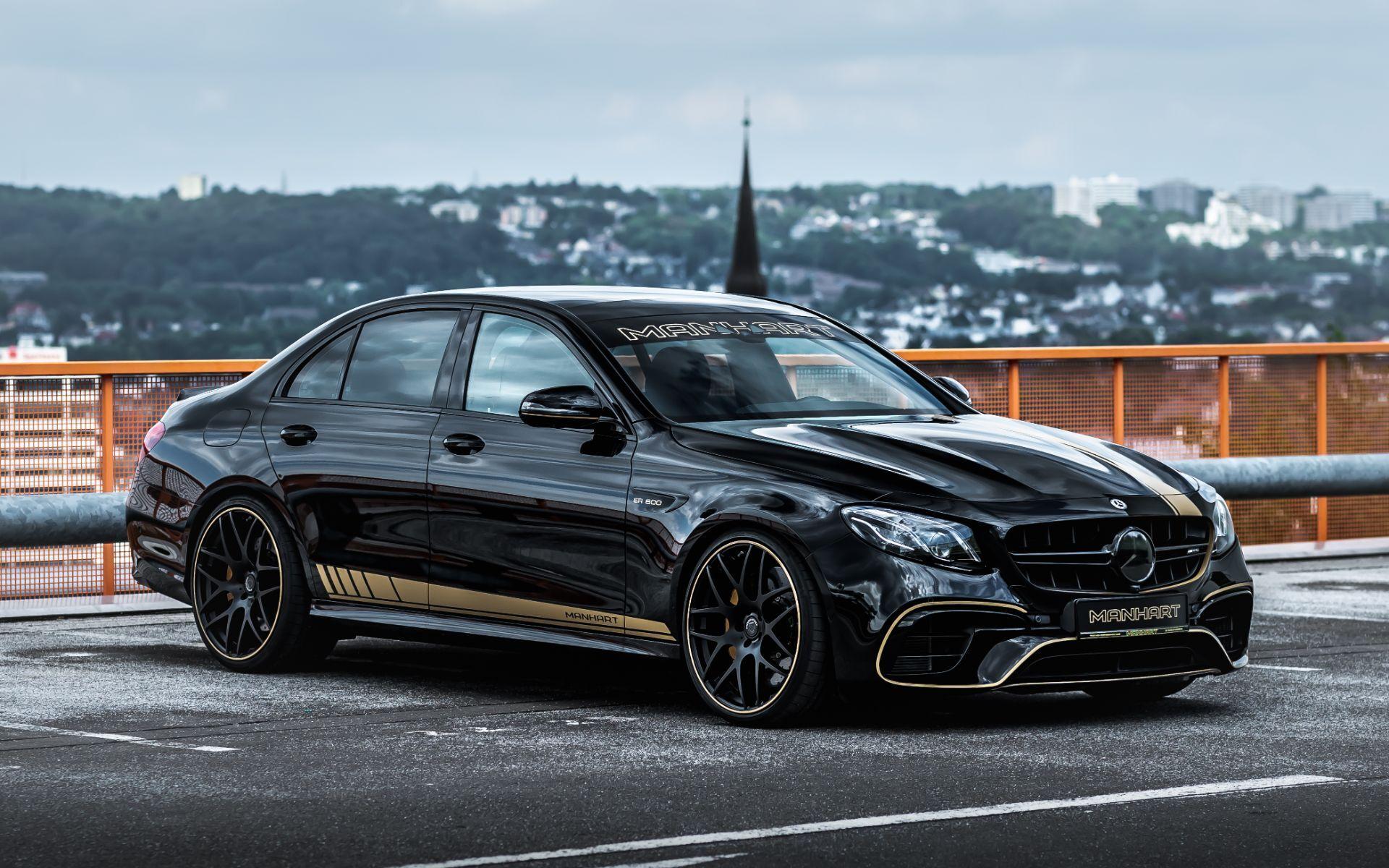 За основу был взят дорестайлинговый Mercedes-AMG E 63 S
