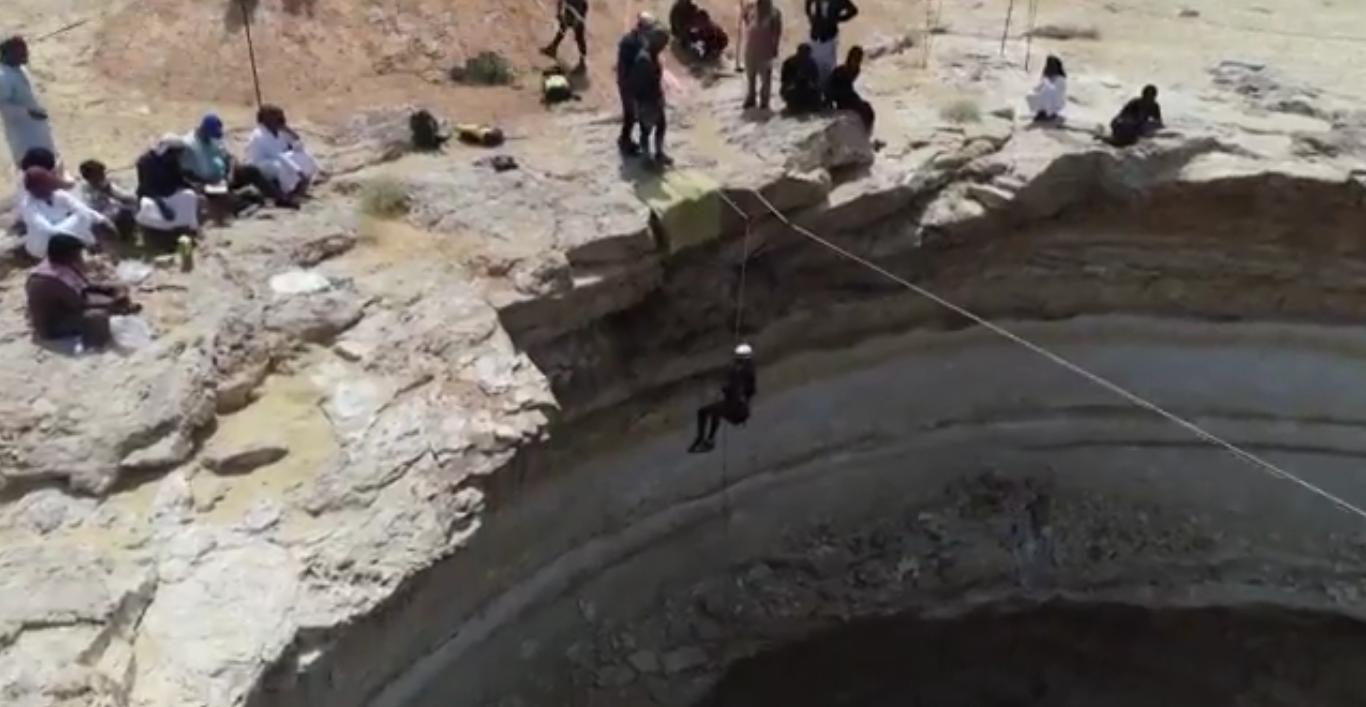 Учені вперше спустилися на саме дно печери