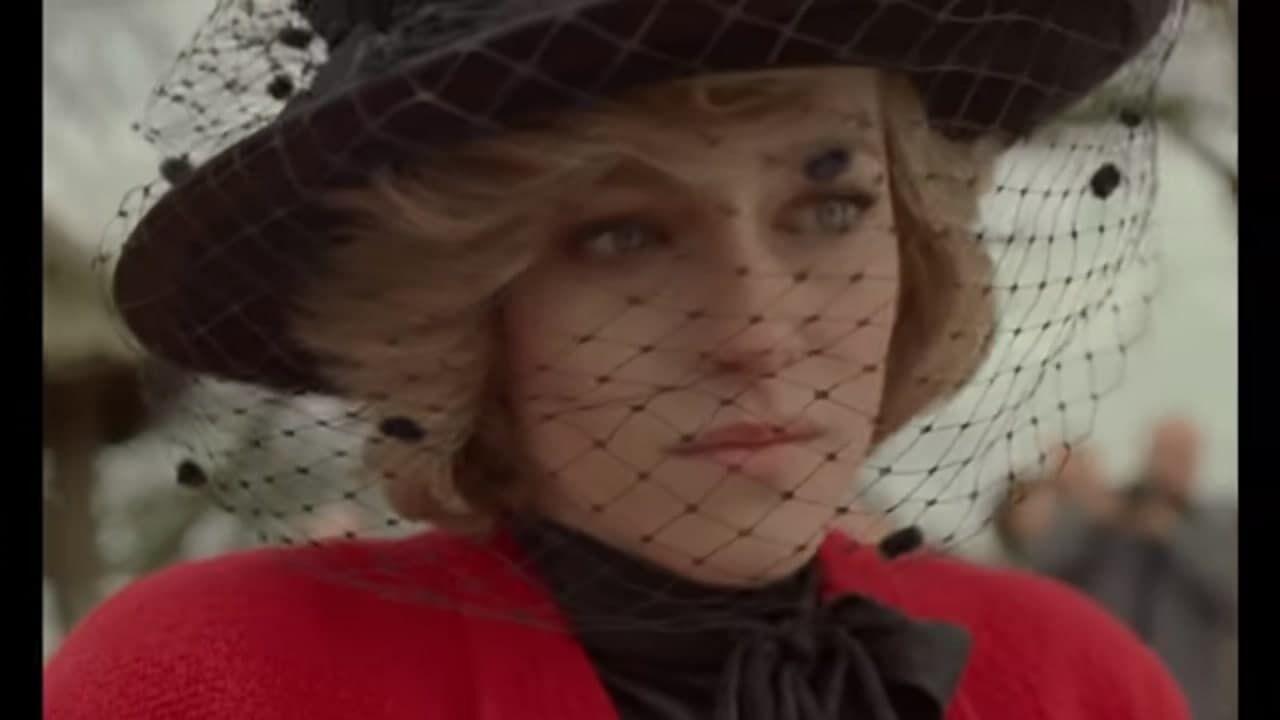 Кристен Стюарт в роли Леди Ди.