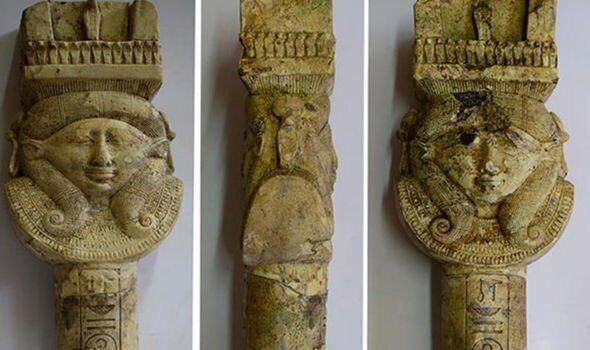 Инструменты, которые использовались при проведении ритуалов