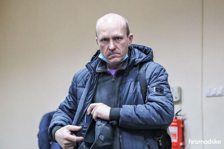 Олександр Жук у Печерському суді Києва, 22 грудня 2020 року