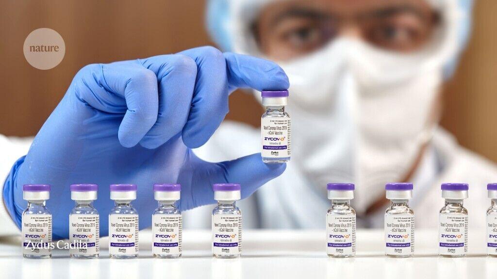 Нова вакцина ZyCoV-D.