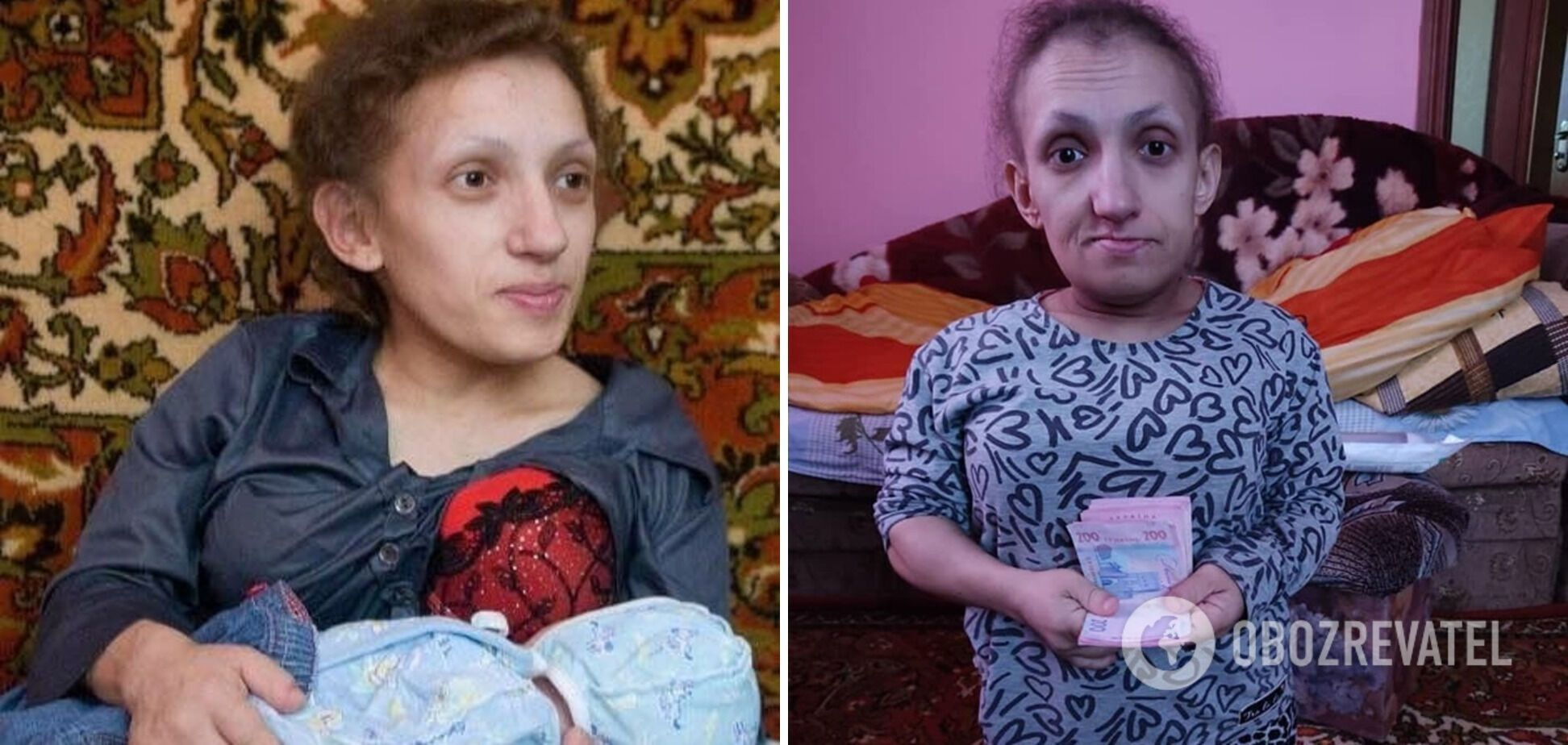 Мария Украинец умерла.